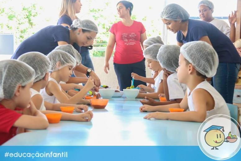 Fábrica de Cupcakes - Infantil I