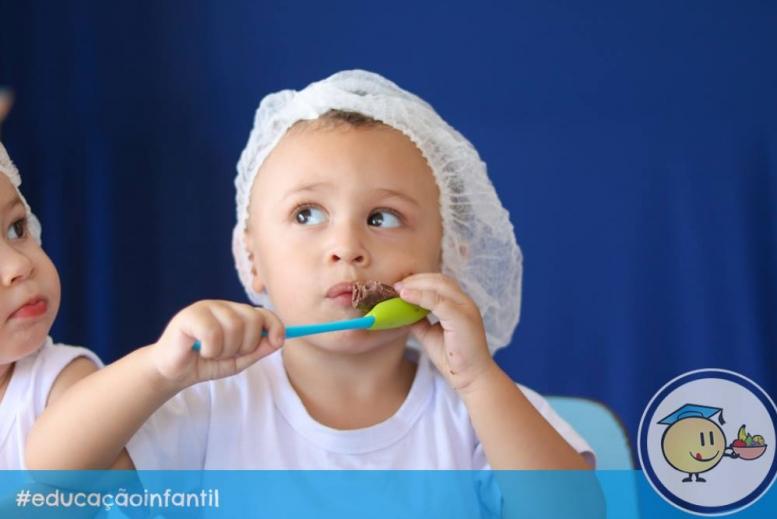 Fábrica de Cupcakes - Infantil III