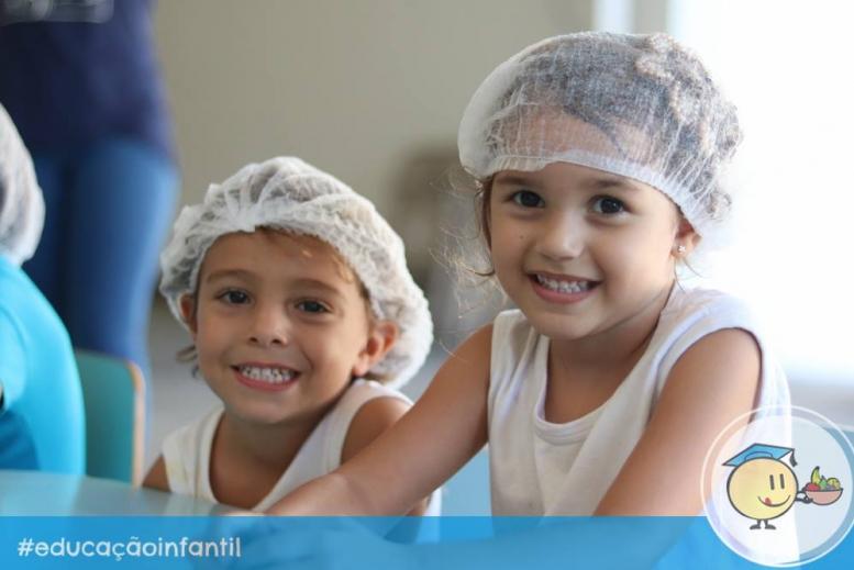 Fábrica de Cupcakes - Infantil IV