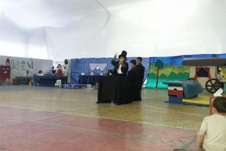 FESTA DE ENCERRAMENTO - PINÓQUIO