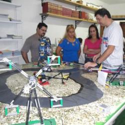 PONTO DE ENCONTRO 2012 - ROBÓTICA