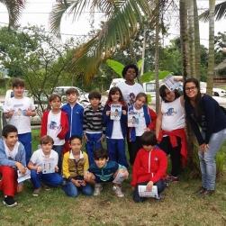 Visita a Secretaria Ambiental de Volta Redonda