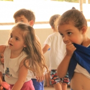 Comemoração da semana das Crianças